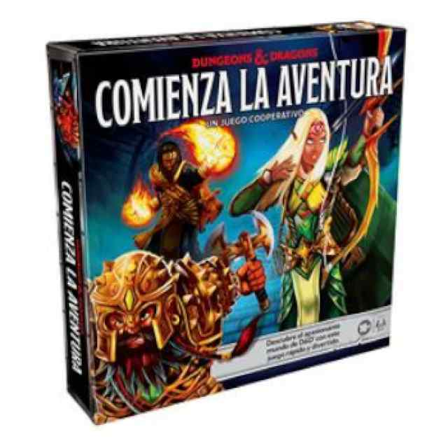 Dungeons & Dragons: Comienza la Aventura TABLERUM