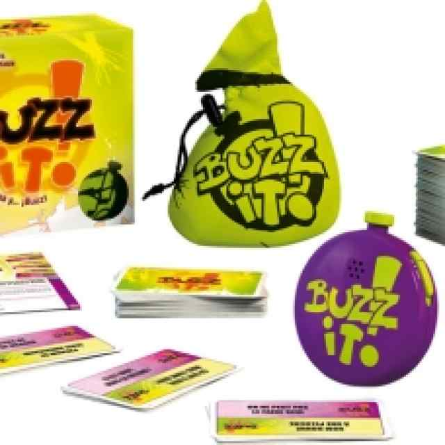 juego mesa buzz it