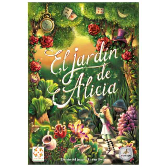 El Jardín de Alicia TABLERUM