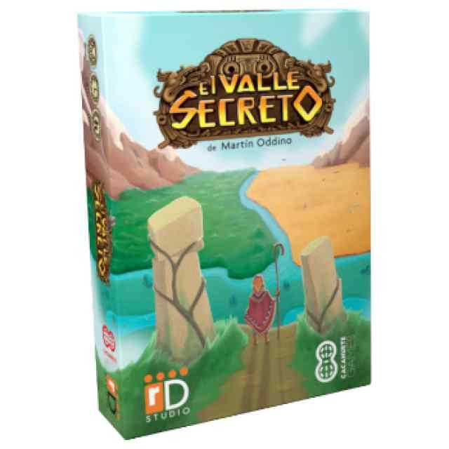 El Valle Secreto TABLERUM