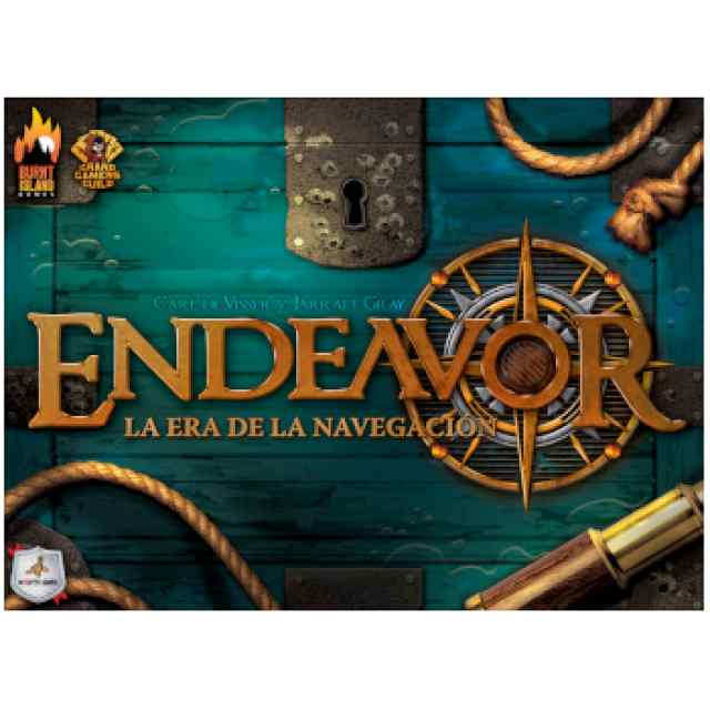 Endeavor: La era de la navegación TABLERUM