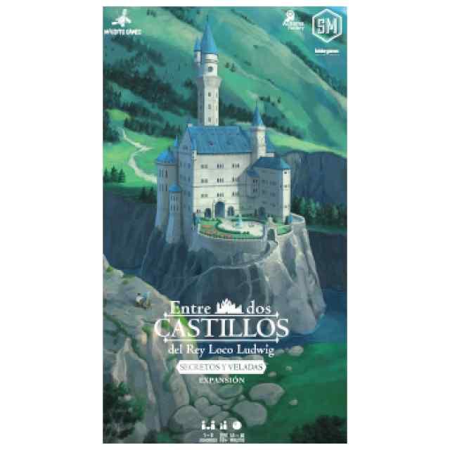 Entre dos Castillos del Rey Loco Ludwig: Secretos y Veladas TABLERUM
