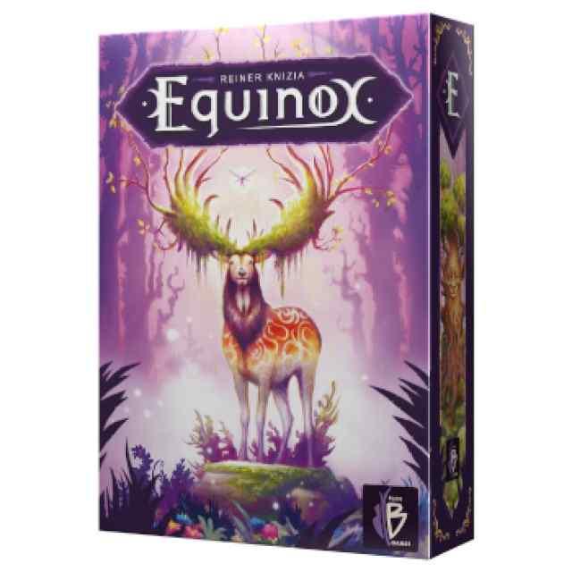 Equinox: Edición Morada TABLERUM