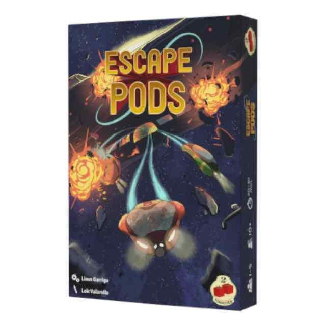 Escape Pods TABLERUM