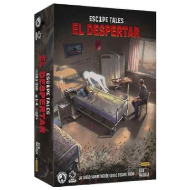 Escape Tales El Despertar - Juego De Mesa - Español TABLERUM