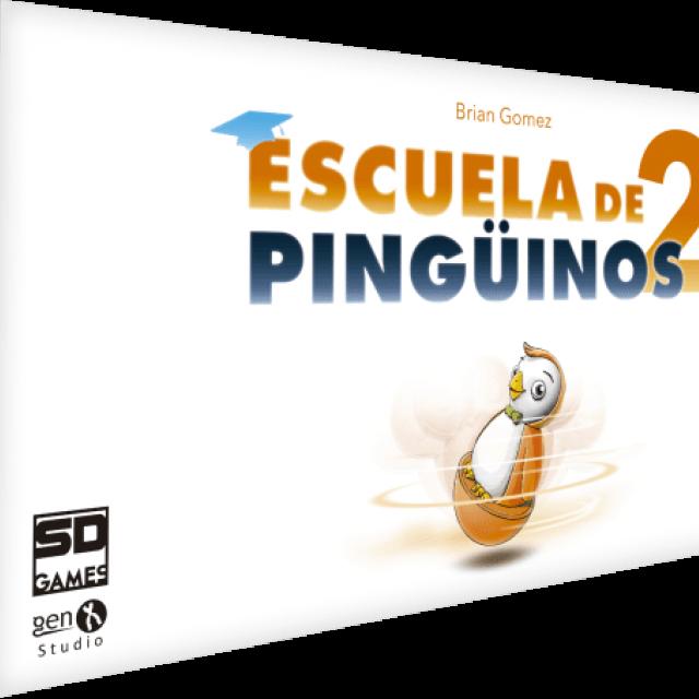 escuela de pinguinos 2