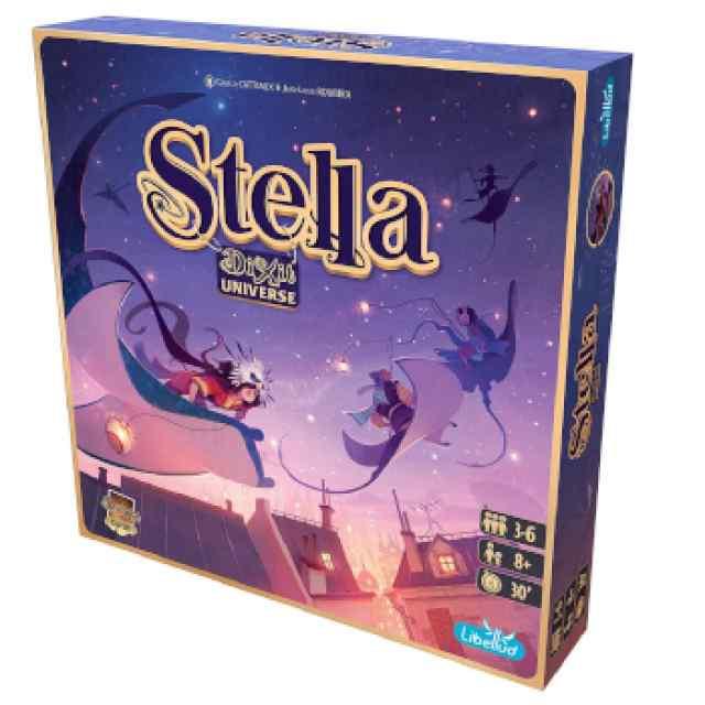 Stella Dixit Universe TABLERUM