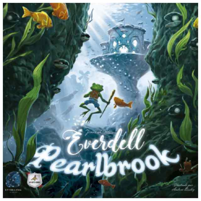 Everdell: Pearlbrook TABLERUM