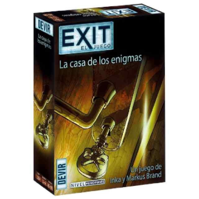 Exit 13: La Casa de los Enigmas TABLERUM