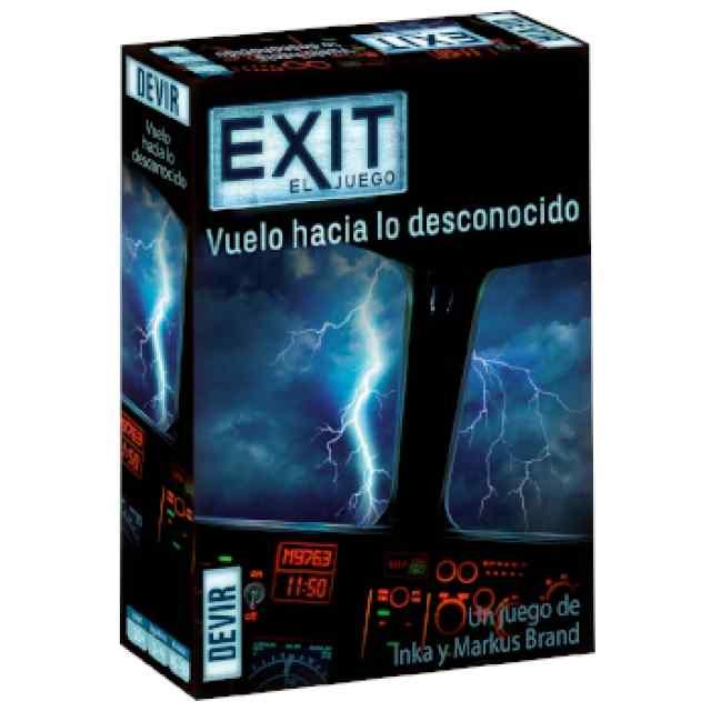 Exit 14: Vuelo Hacia lo Desconocido TABLERUM