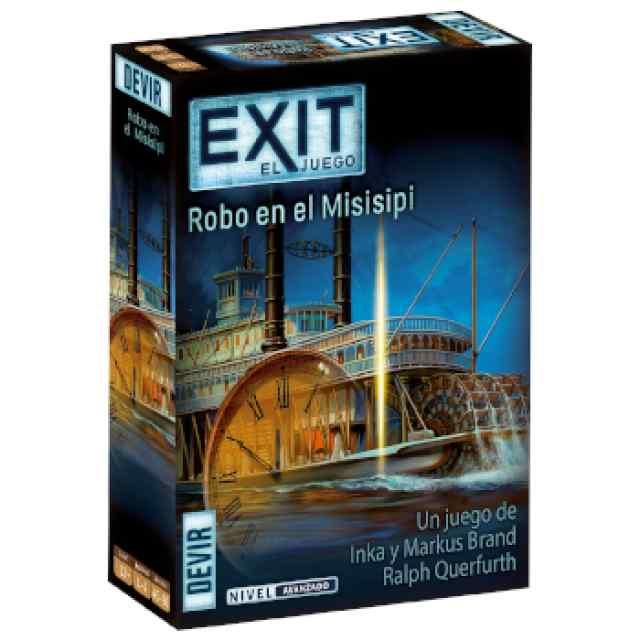Exit 15: Robo en el Misisipi TABLERUM