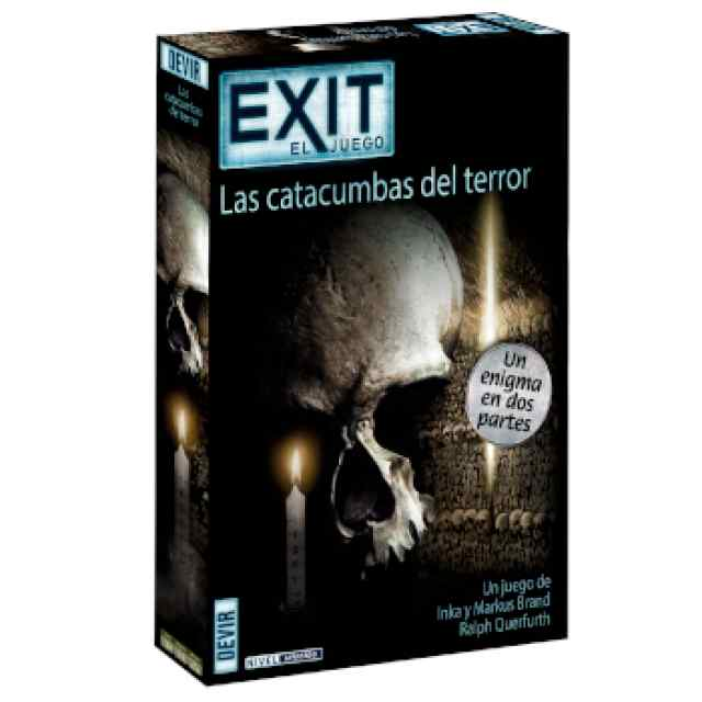 Exit: 9.- Las Catacumbas del Terror TABLERUM
