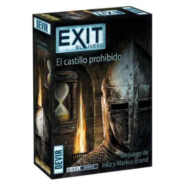 Exit: El Castillo Prohibido Tablerum español