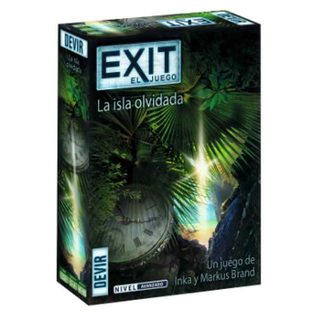 Exit: La Isla Olvidada Tablerum español
