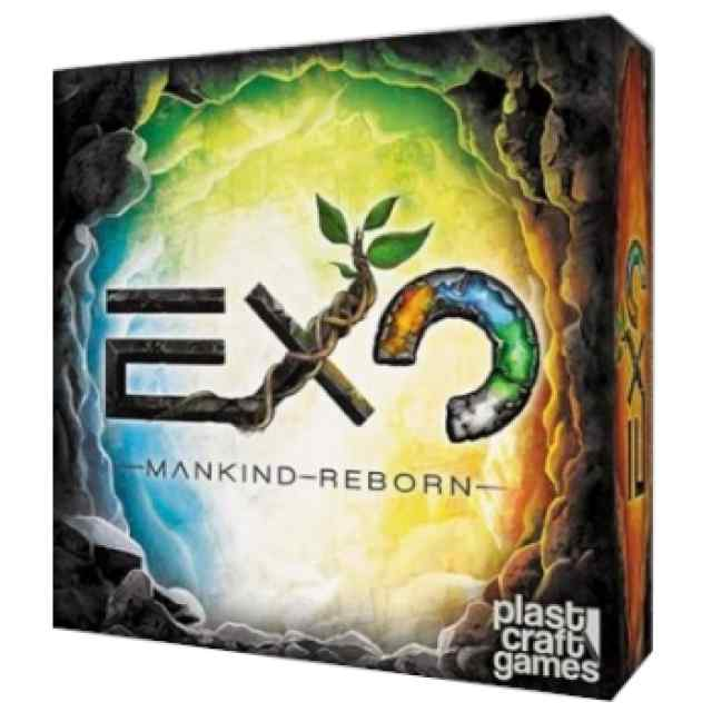EXO: Mankind Reborn (CASTELLANO) TABLERUM