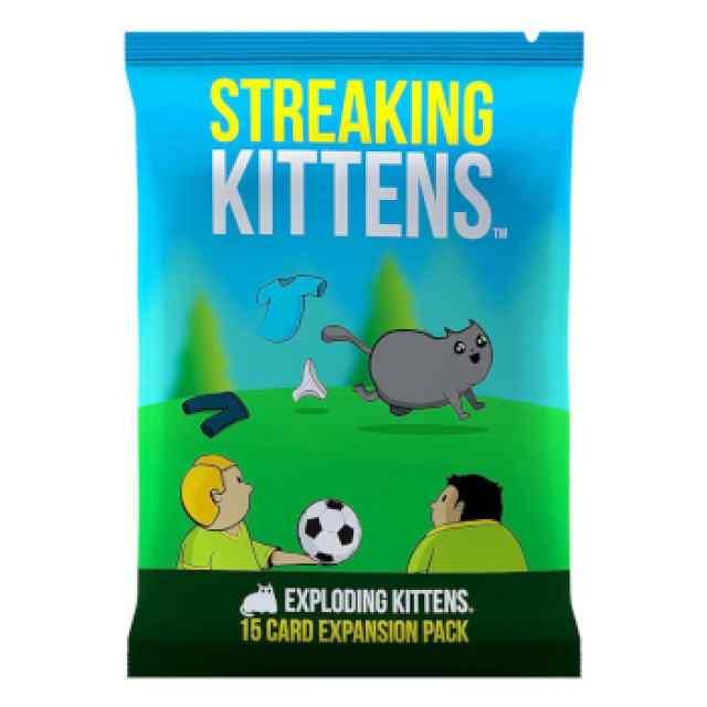 Exploding Kittens: Streaking Kittens TABLERUM
