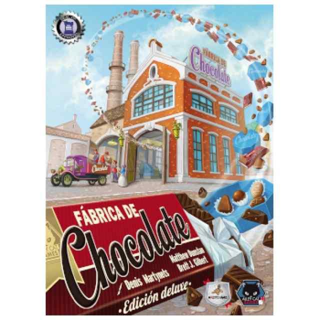 Fábrica de Chocolate Edición DeLuxe TABLERUM