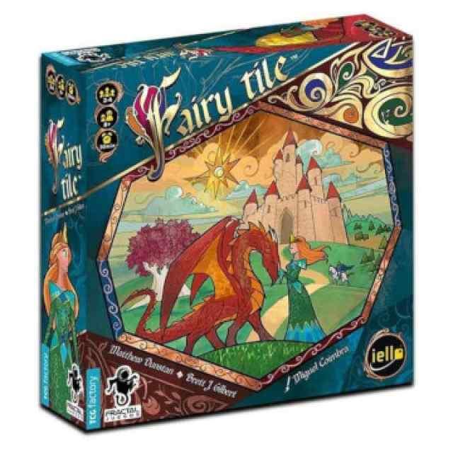 juego de mesa fairy tile caja