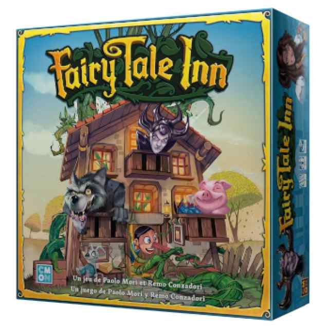 Fairy Tale Inn TABLERUM