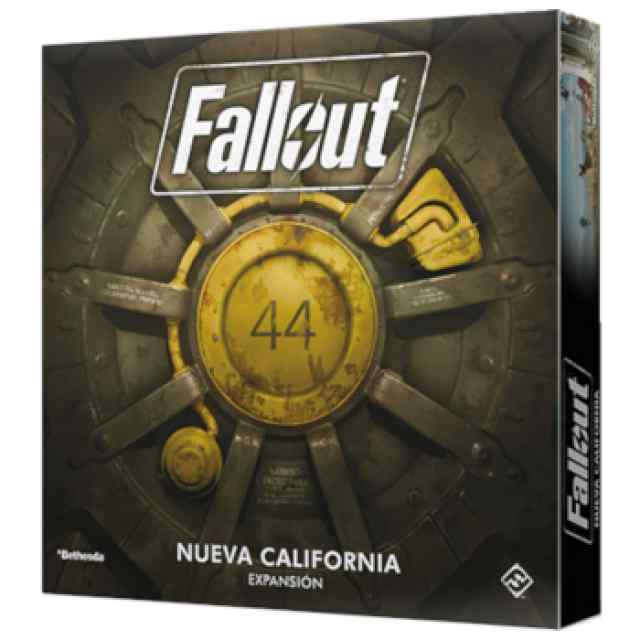 Fallout: Exp Nueva California TABLERUM