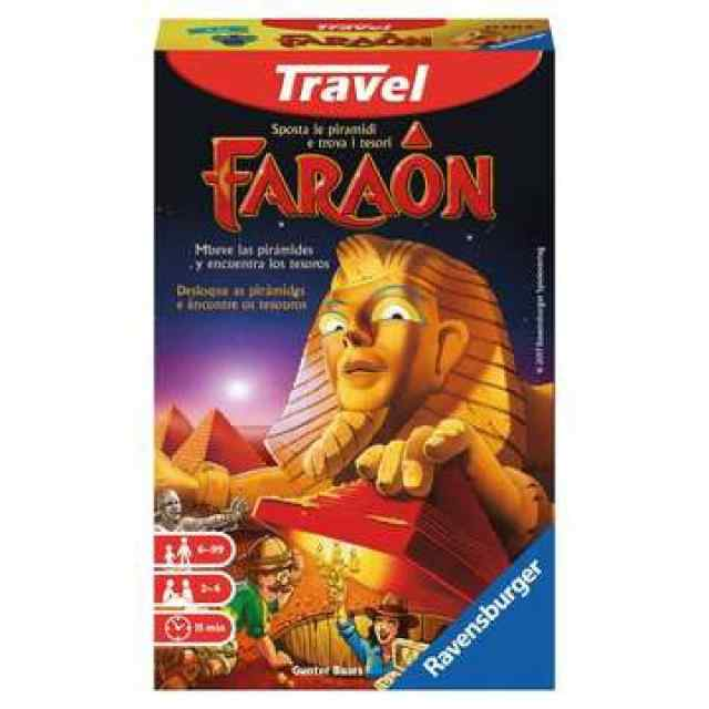 juego de viaje faraon