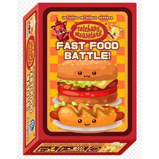 comida rápida juego