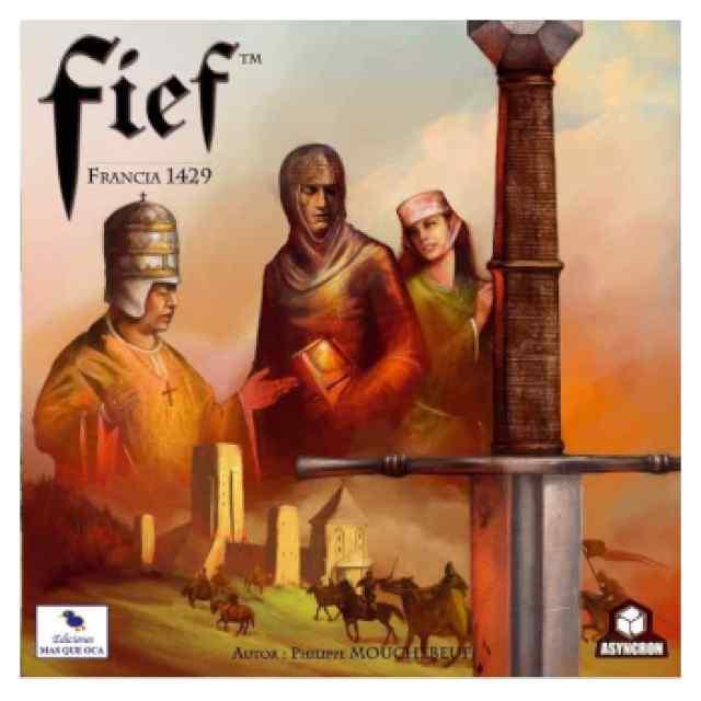 Fief Francia 1429 Segunda Edición TABLERUM