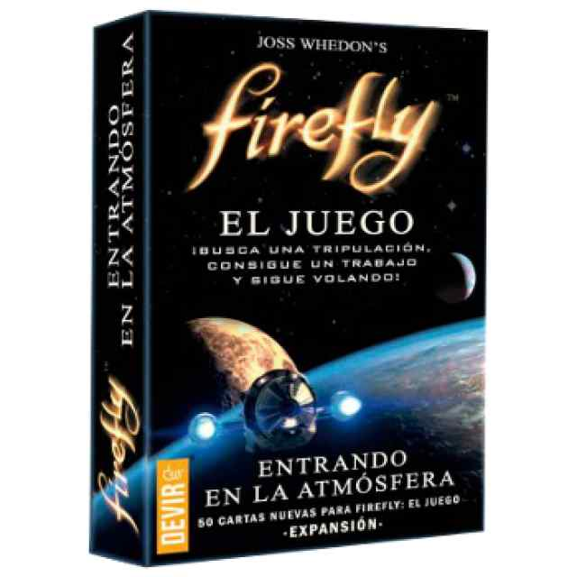comprar Firefly: Entrando en la Atmósfera