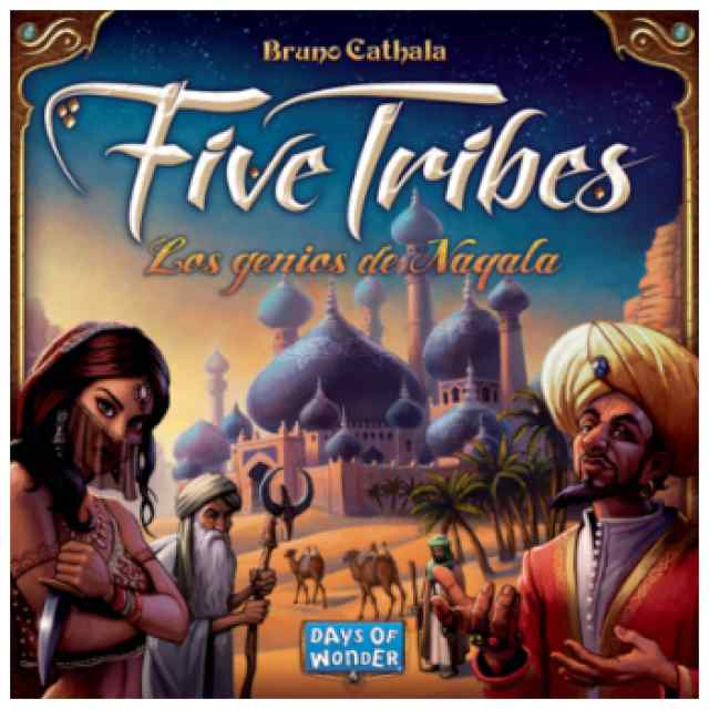 Five Tribes TABLERUM