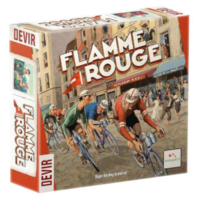 Flamme Rouge TABLERUM