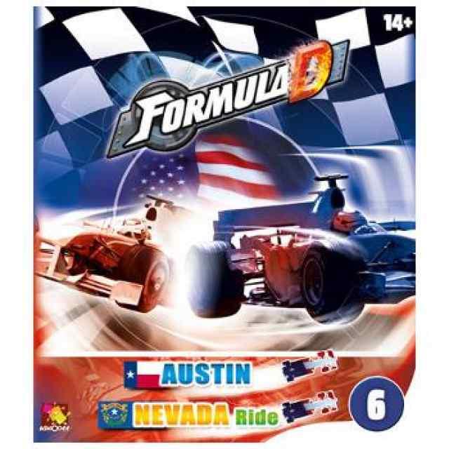 comprar Formula D: 6 Austin & Nevada