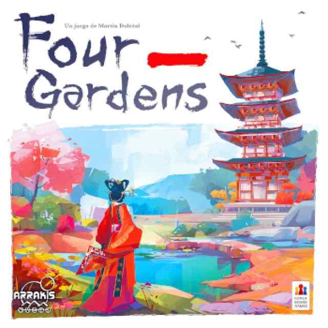 Four Gardens TABLERUM