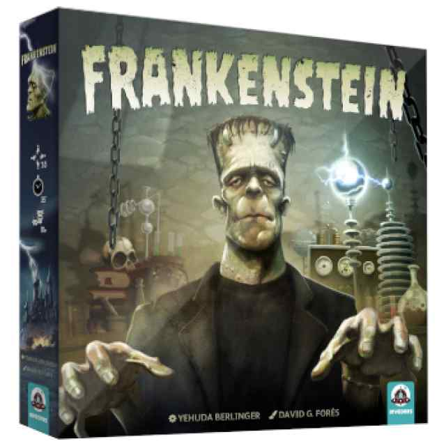 Frankenstein TABLERUM