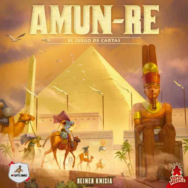 Amun-Re: El Juego de Cartas TABLERUM