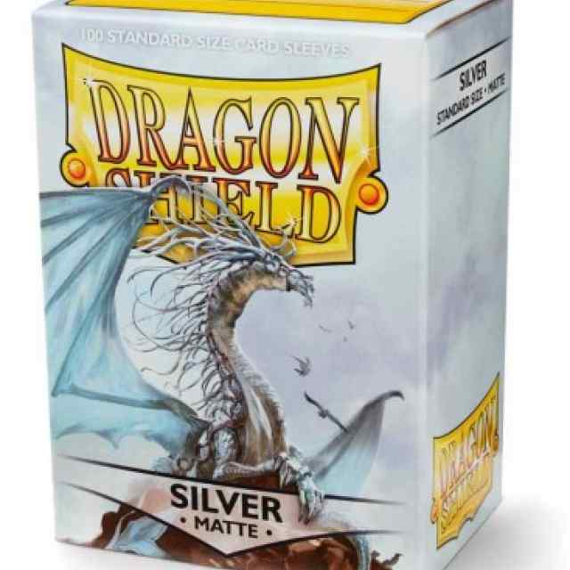 fundas dragon plata mate