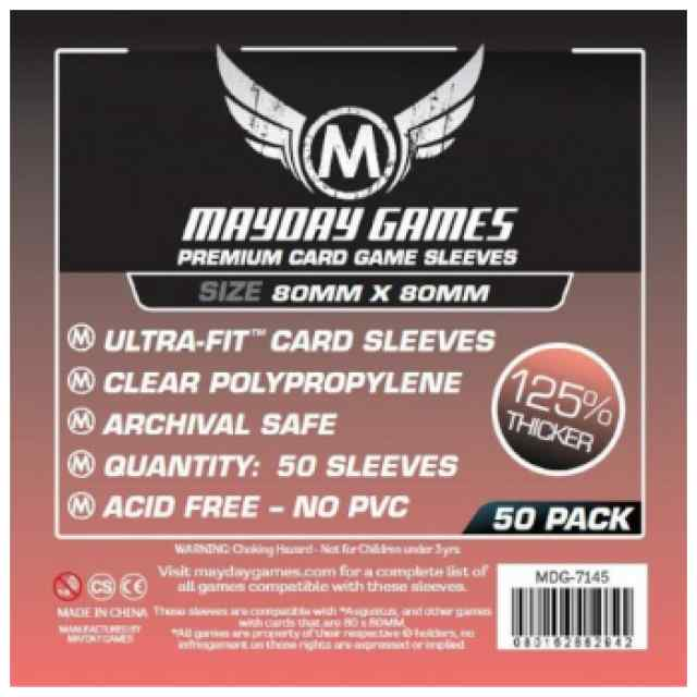 Fundas Mayday Premium Medium Square 80x80 (50) TABLERUM
