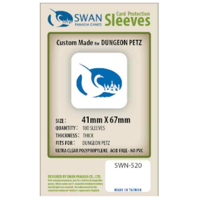 Fundas Swan Panasia 41 x 67 Premium (100 uds) TABLERUM