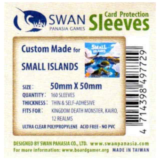 Fundas Swan Panasia 50 x 50 Estándar (160 uds) TABLERUM
