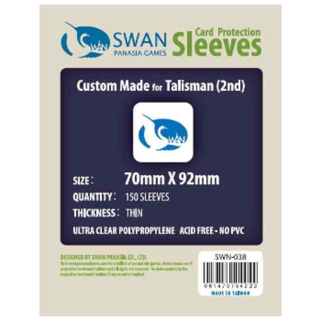 Fundas Swan Panasia 70 x 92 Estándar (150 uds) TABLERUM