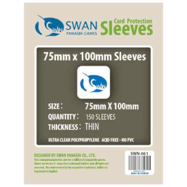 Fundas Swan Panasia 75 x 100 Estándar (150 uds) TABLERUM