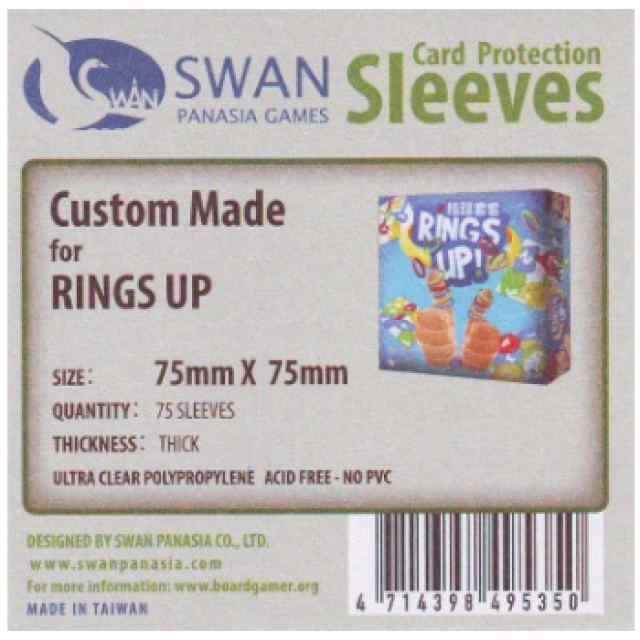 Fundas Swan Panasia 75 x 75 Premium (75 uds) TABLERUM