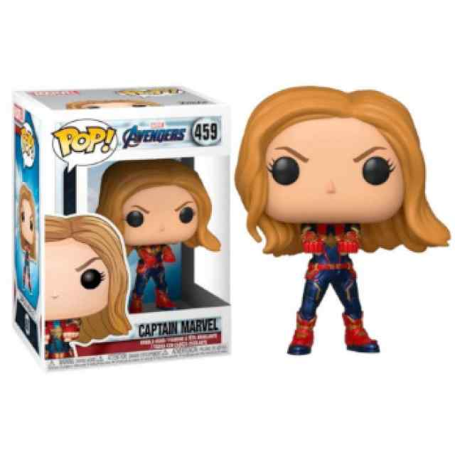 Funko POP Marvel Endgame: Capitana Marvel TABLERUM