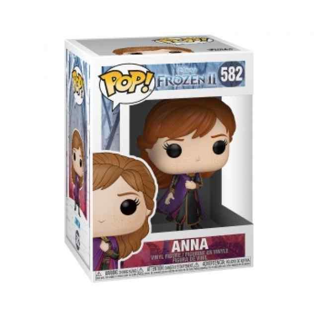 Figura Funko POP Frozen 2: Anna TABLERUM