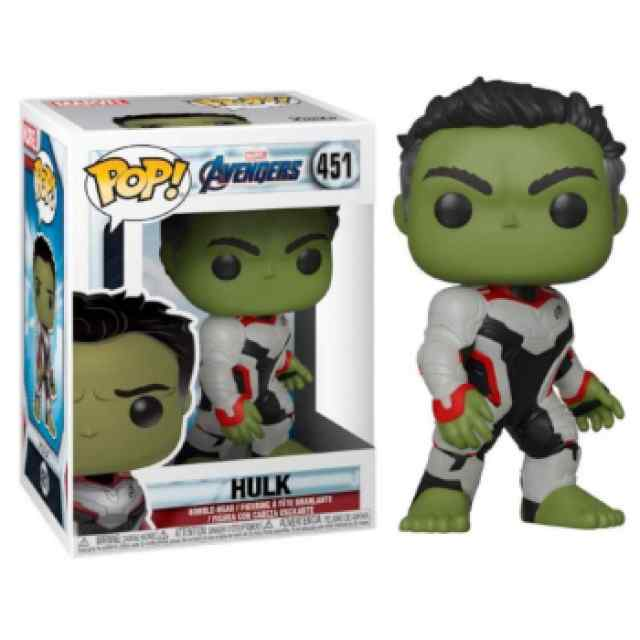 Funko POP Marvel Endgame: Hulk TABLERUM