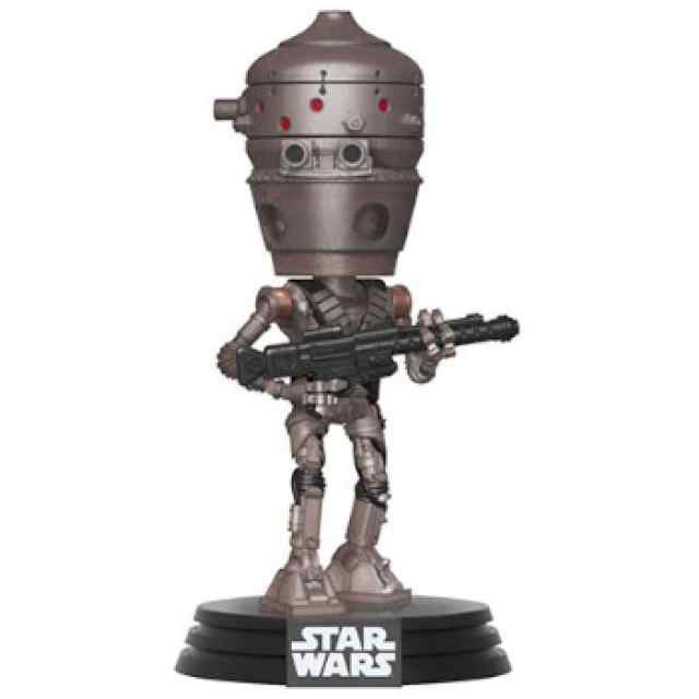 Figura POP Star Wars Mandalorian: IG-11 TABLERUM
