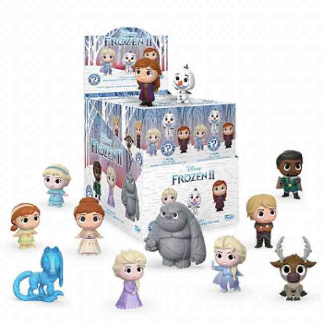 Funko Mistery Minis: Frozen 2 TABLERUM