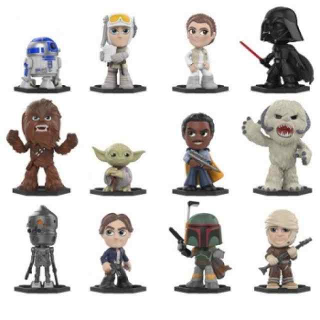Funko Mistery Minis: Star Wars: El Imperio Contraataca TABLERUM