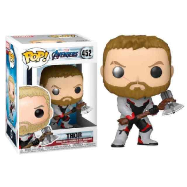 Funko POP Marvel Endgame: Thor TABLERUM