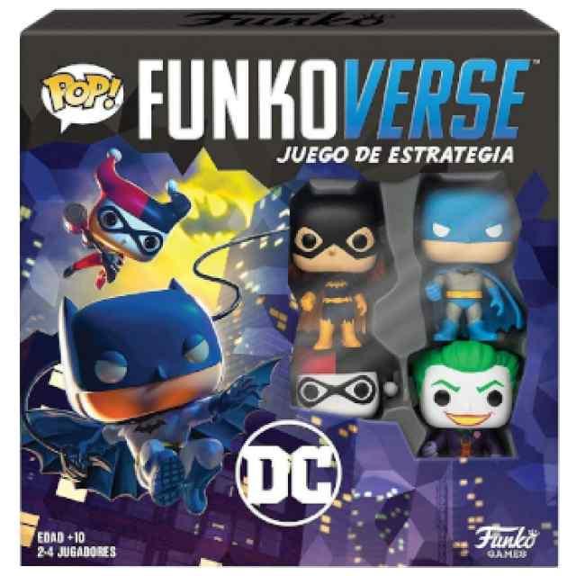 Funkoverse: Juego de Estrategia DC TABLERUM