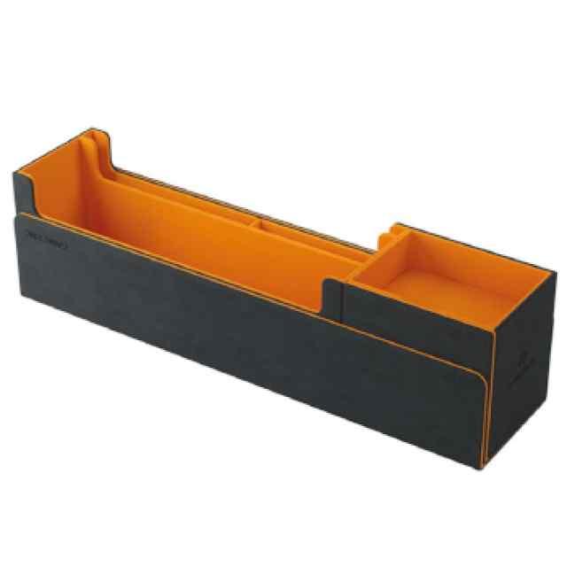 Gamegenic: Card's Lair 400+ Black/Orange TABLERUM